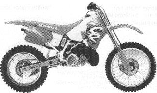 CR250R'94