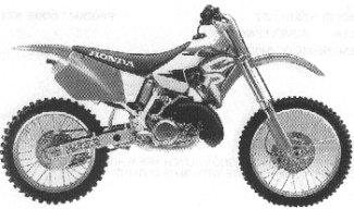 CR250R'95