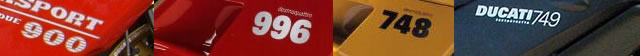 Numbers Ducati