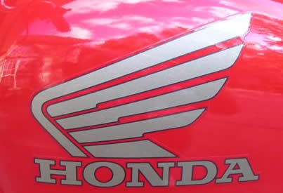 Honda Nighthawk 2 Colour Wings