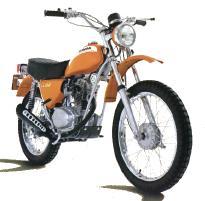 Honda SL100K1 Motosport
