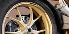 Ducati Performance Rim Decal set