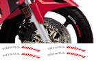 Honda Rim Decal set 600F4 2 Colour