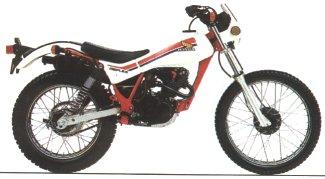 1986 Honda Reflex TLR200'86