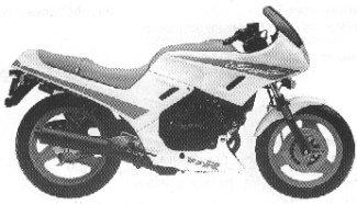 1999 Honda Interceptor VTR250'88