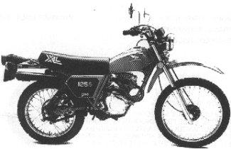 XL125S'82