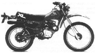 XL125S'84