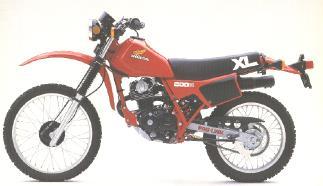 XL200R'83