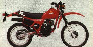 XL200R'84
