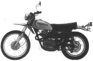 Honda XL250K0