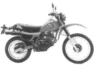 XL250R'82