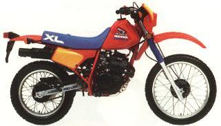 XL250R'85