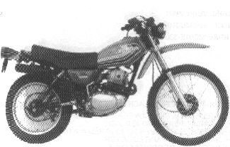 XL250S'78