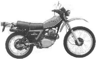 XL250S'81