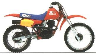 XR100R'86