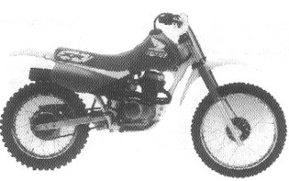 XR100R'90