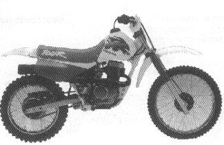 XR100R'93
