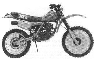 XR200R'83