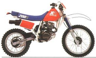 XR200R'86