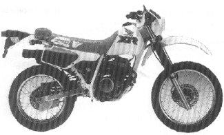 XR250L'91
