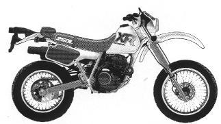 XR250L'92