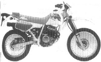 XR250L'93