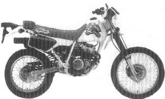 XR250L'95