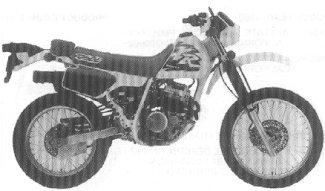 XR250L'96