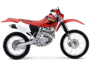 XR250R'03