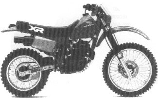 XR250R'84