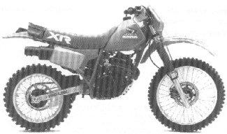 XR250R'85
