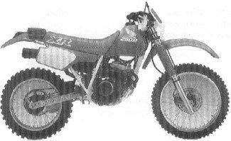 XR250R'89