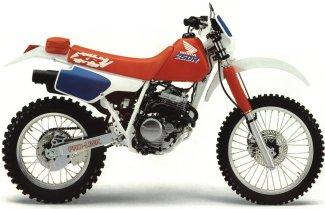 XR250R'90
