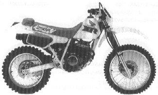 XR250R'91