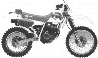 XR250R'93