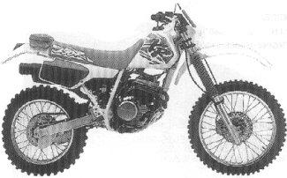 XR250R'94