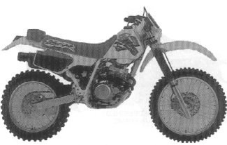 XR250R'95