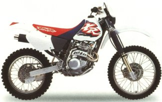 XR250R'96