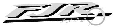 Yamaha FJR 1300 Decal